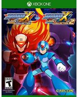 Mega Man X Legacy Collection 1+2 (Xbox One) (US Import) (New)