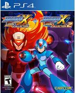 Mega Man X Legacy Collection 1+2 (US Import) (PS4) (New)