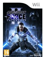 Star Wars: The Force Unleashed II (Wii) (New)