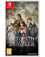 Octopath Traveler (Nintendo Switch) (New)
