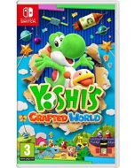 Yoshi's Crafted World (Nintendo Switch) (New)