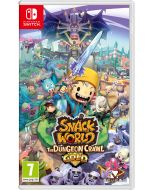 Snack World: The Dungeon Crawl - Gold (Nintendo Switch) (New)