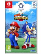 Mario and Sonic at the Olympic Games Tokyo 2020 (Switch) (New)
