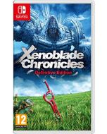 Xenoblade Chronicles: Definitive Edition (Nintendo Switch) (New)