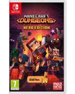 Minecraft Dungeons (Nintendo Switch) (New)