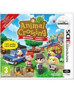 Animal Crossing: New Leaf + Amiibo Card (German Box) /3DS