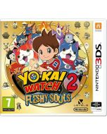 Yo-Kai Watch 2: Fleshy Souls (German Box) /3DS