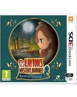 Layton's Mystery Journey: Katrielle and the Millionaires' Conspiracy (German Box) /3DS