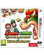3DS Mario & Luigi: Bowser's Inside Story + Bowser Jr.'s Journey (Nintendo 3DS) (New)