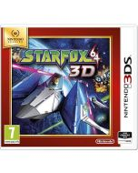 StarFox 64 3D (Selects) (German Box) (3DS)