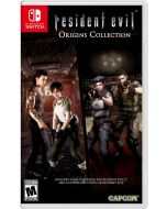 Resident Evil Origins Collection - Nintendo Switch (New)