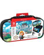 The Legend of Zelda Link's Awakening Game Traveler Deluxe Travel Case for Nintendo Switch (New)