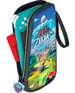 The Legend of Zelda Link's Awakening Travel Case for Nintendo Switch Lite (New)