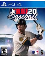 RBI Baseball 2020 (US Import) (PS4) (New)