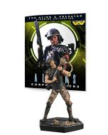 Eaglemoss Aliens Corporal Dwayne Hicks Figurine (New)