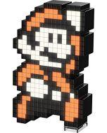 PIXEL PALS Light Up Collectible Figures - Nintendo - Mario SMB3 : Figurine (New)