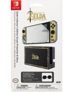 PDP Nintendo Switch Zelda Collector's Edition Screen Protection & Skins, 500-016-EU (New)