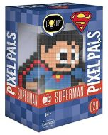 Pixel Pals DC Comics Superman Collectible Lighted Figure (New)