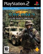 SOCOM 3 US Navy SEAL's (PS2) (New)