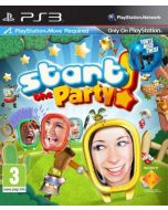 Start The Party! - Move Required (PS3) (New)