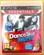 Dance Star Party  (Essentials) (PS3) (New)
