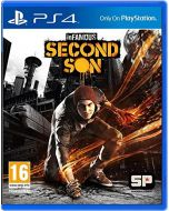 Infamous: Second Son (PS4) (New)