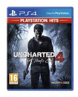 Uncharted 4: A Thief's End (PlayStation Hits) (PS4) (New)