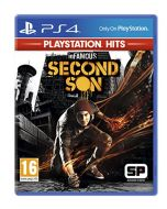 InFamous Second Son (PS4) - PlayStation Hits (PS4) (New)