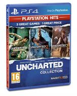 Uncharted Collection PlayStation Hits (PS4) (New)