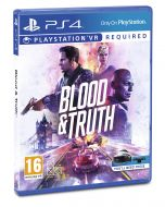 Blood & Truth (PS VR) (PS4) (New)