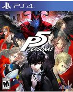 Persona 5 (Playstation Hits) (US Import) (PS4) (New)