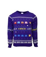 Pac-Man Official Christmas Jumper / Sweater - 2X Large (New)