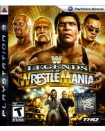 WWE Legends of WrestleMania (PS3) (US Import) (New)