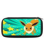Switch System Travel Case - Eevee Battle Edition (Nintendo Switch) (New)