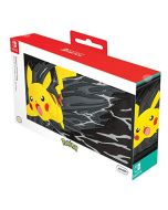 Nintendo Switch Travel Case - Pikachu Greyscale (Switch) (Nintendo Switch) (New)