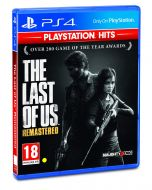 The Last Of Us Remastered (Playstation Hits) (PS4) (New)