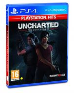 Uncharted: The Lost Legacy (Playstation Hits) (PS4) (New)
