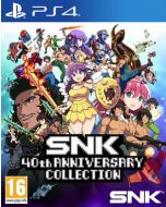 SNK 40th Anniversary Collection (PS4) (New)