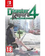 Disaster Report 4 - Summer Memories/Switch (English Packaging) (Nintendo Switch) (New)