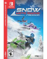 Snow Moto Racing Freedom Nintendo Switch Game (#) (New)