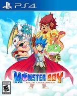 Monster Boy and the Cursed Kingdom (PS4) (New)