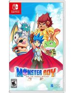 Monster Boy and the Cursed Kingdom (Switch) (US Import) (New)