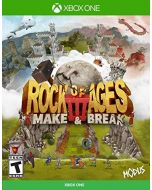 Rock of Ages 3: Make & Break (Xbox One) (New)