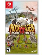 Rock of Ages 3: Make & Break (Switch) (New)