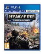 Heavy Fire Red Shadow (PS4) (New)
