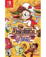 Burger Time: Party! (US Import) (Switch) (New)