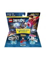 Leog Dimensions: Back To The Future (Level Pack) (New)
