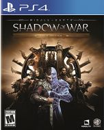 Middle-Earth: Shadow of War (Gold Edition) (PS4) (New)