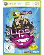 Lips I Love The 80s (Xbox 360) (German Import) (New)