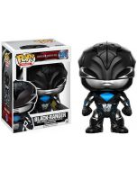 FUNKO POP! 12342 MOVIES: Power Rangers - Black Rangers (New)